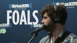 "Foals ""Mountain at my Gates"" Live @ SiriusXM // SiriusXMU"