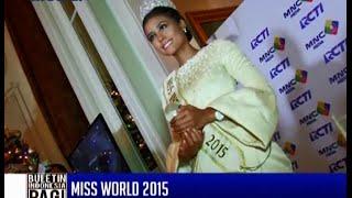 Pulang Ke Indonesia, Maria Harfanti Cerita Kemenangannya Di Miss World 2015 - BIP 22/12