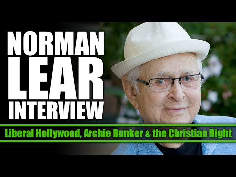 "Norman Lear on Archie Bunker, the Christian Right & The ""American Way"" (w/ Cenk Uygur)"