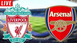 1-1 ( 4-5 )LIVERPOOL vs ARSENAL LIVE Football Watchalong FA COMMUNITY SHIELD arsenal vs liverpool