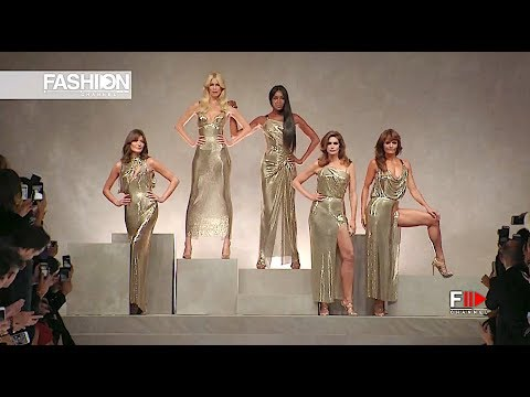 VERSACE Full Show Spring Summer 2018 Milan - Fashion Channel