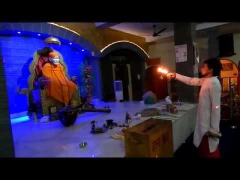 Sai Baba Shej Aarti By Rajan Jee