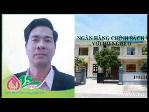 Album NHAC HAT VE HỘ NGHEO VOI NGAN HANG CHINH SÁCH DO CHINH TAC GIA THE HIEN