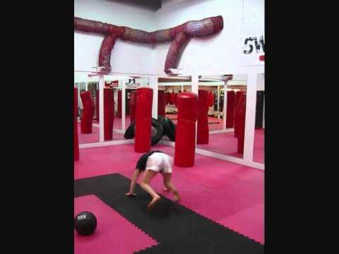 Jesse Dylan Reid Training