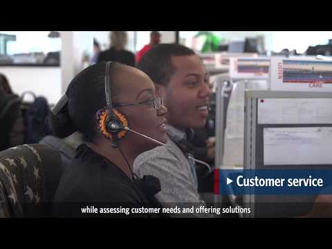Delta Job Preview -  Customer Experience Specialist