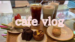 카페브이로그 / cafe vlog / 힐링영상 / 음료…