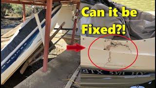 Fiberglass Boat Repair