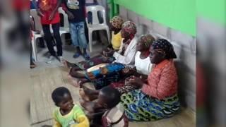 Gideões Rs - Culto em Moçambique