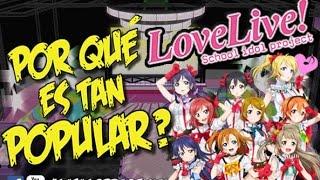 ANIMEXPRESS - ¿Por qué Love Live! Es tan Popular ? [ ラブライブ! School Idol Project ]
