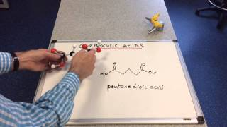 Introduction to Carboxylic Acids