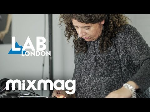 JANE FITZ in The LAB LDN