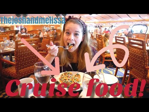 Carnival Cruise: What We Eat In A Day!