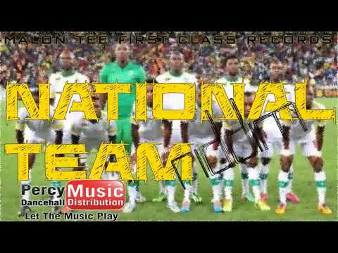 7 - Empress Massina - Vakamirira (National Team Riddim 2017) Malon Tee First Class Records