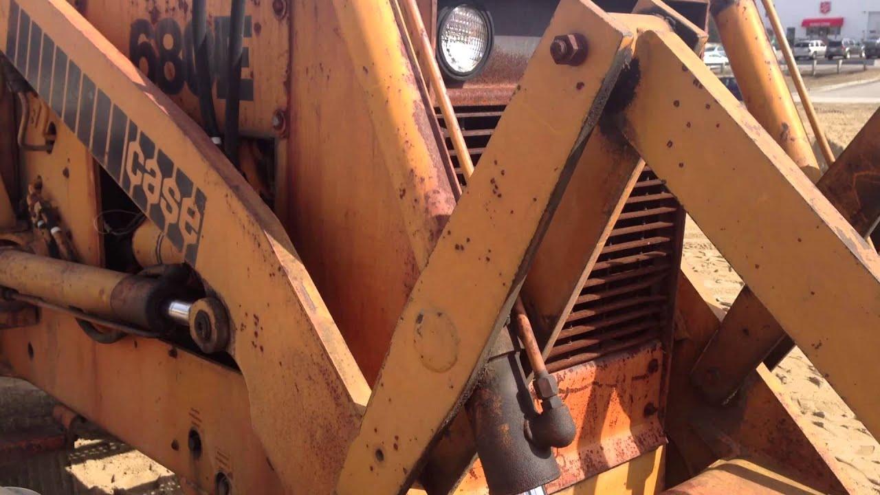 1976 CASE 680E For Sale
