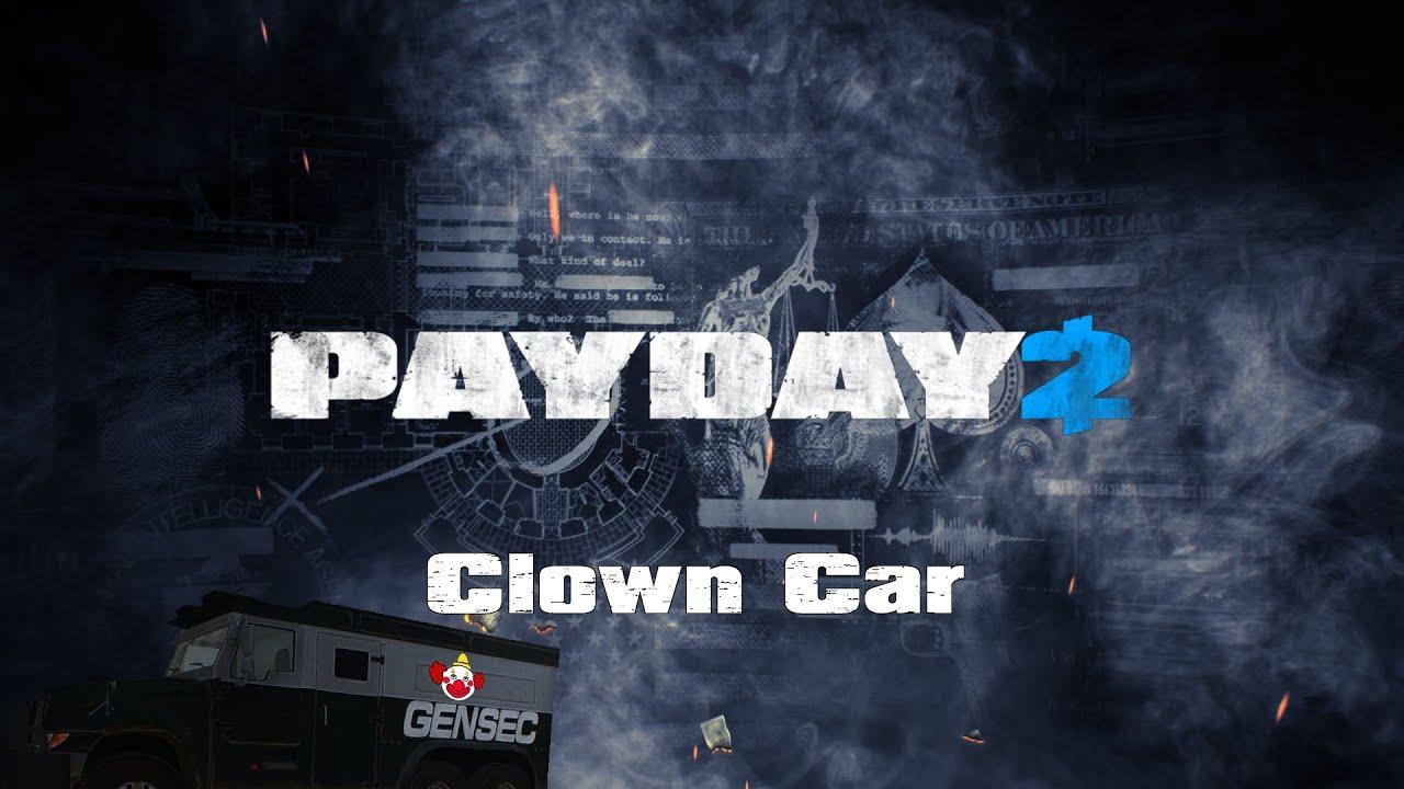 Payday  Gensec Car
