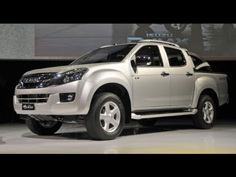 2017 isuzu d-max pick up truck performance review - youtube