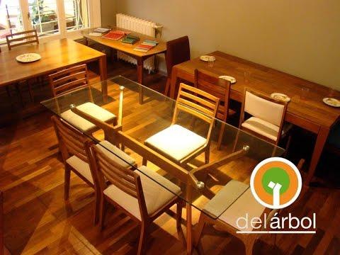 Muebles de madera para interior del for Fabrica de muebles de madera