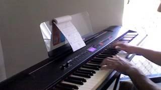 Temper Trap (Sweet Disposition) Piano Cover