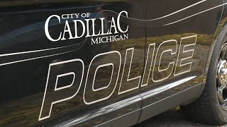 Michigan Sheriffs Department Patch - Keshowazo