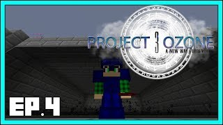 Project Ozone 3 - EP4 - Cursed Earth Mob Farm OP - Modded Minecraft 1.12.2