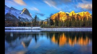 видео Красота природы в пейзажах В. Бакшеева