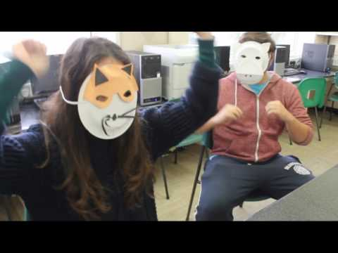 Gibraltar College - What the fox says
