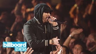 Critic's Pick: Eminem's 10 Most Vicious Lyrics on 'Kamikaze' | Billboard News