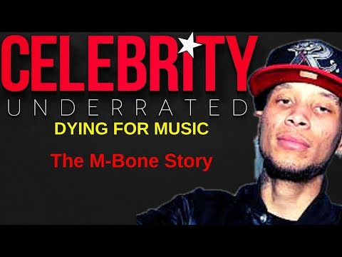 Dying For Music - The M-Bone Story (Cali Swag District)