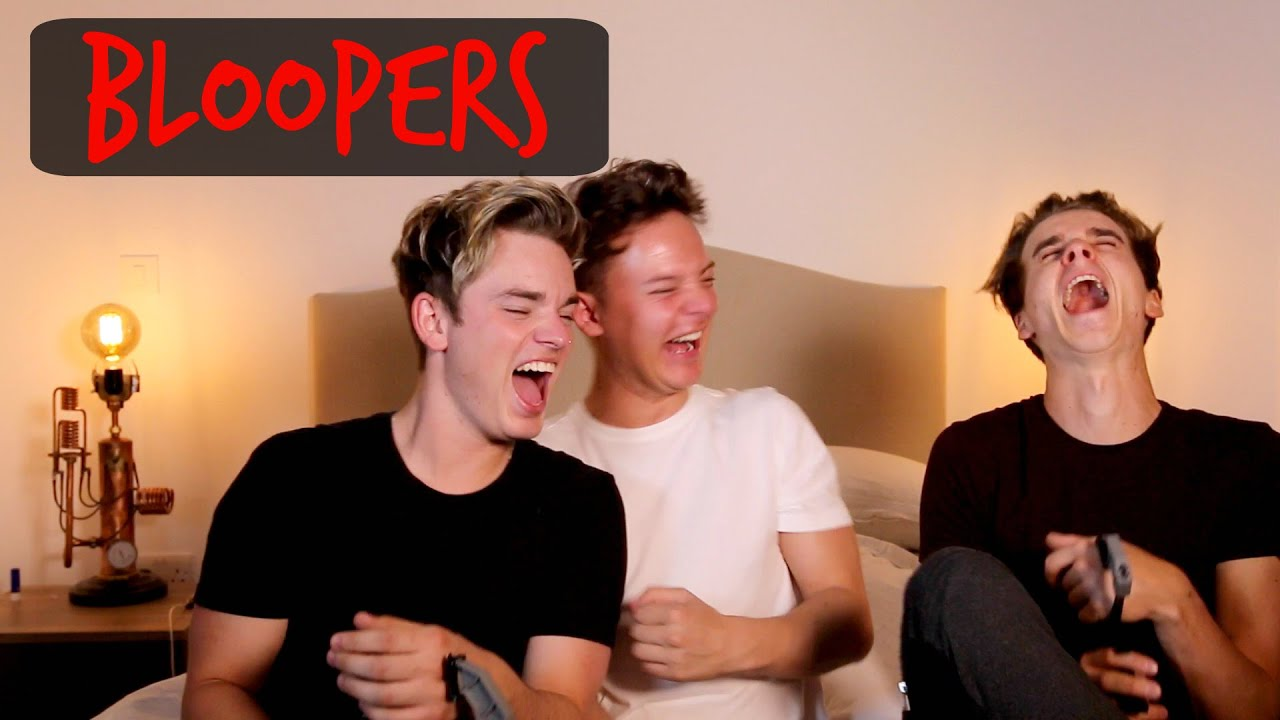 FUNNY BLOOPERS WITH THE MAYNARDS - YouTube