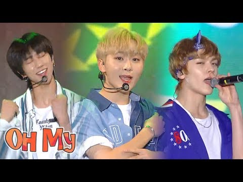 [HOT]Seventeen - Oh My! , 세븐틴 - 어쩌나 Music Core 20180728