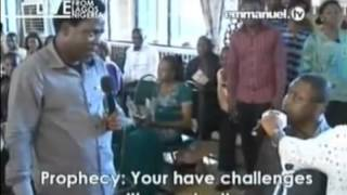 SCOAN 15 Mar 2014: Prophecy Time & Words Of Wisdom, Prayer, Deliverance, Emmanuel TV (Part 2/2)