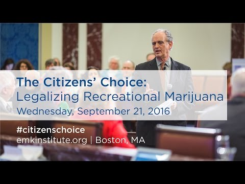 Should Massachusetts Legalize Recreational Marijuana?