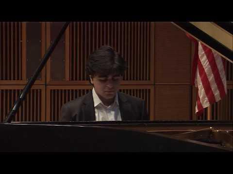 Cleveland International Piano Competition 2018 (1st Round) | David Khrikuli
