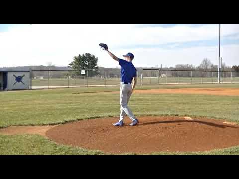 Benjamin Davis  Baseball Recruitment Video 01