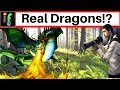Cryptozoology. Dragons could be real?