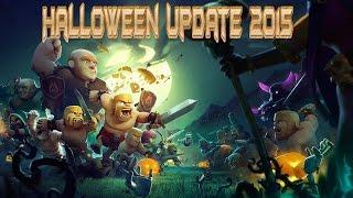 """Lets Play Clash of Clans #98""""Halloween Update 2015+Update Ankündigung""""[HD] GER/DEUTSCH"""