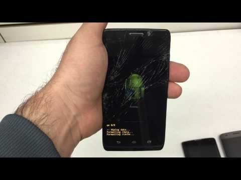 How To Hard Reset The Droid Ultra Verizon Wireless Remove Password Android 4.4