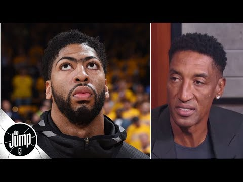 Anthony Davis is the favorite for 2020 NBA MVP - Scottie Pippen | The Jump