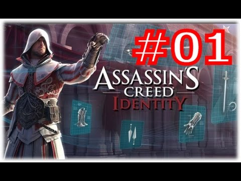 Assassin's Creed Identity - Gameplay Walkthrough - Part 1