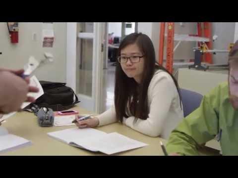Yoora Byeon, Mechanical Engineering, EWU