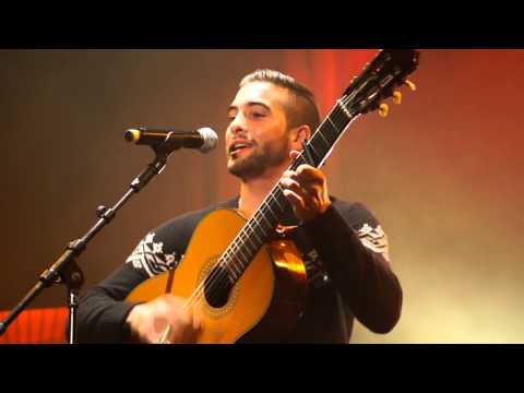 Kendji Girac ( The voice 2014) Bella version gitan maitre gims/sexion