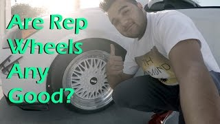 Should You Buy Replica Wheels??