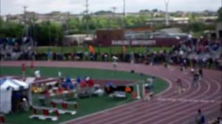 2013 MSHSL Class 2A Track & Field Championship Meet - Girls 4X100 Meter Relay PRELIMS (Heat 2 Of 2)