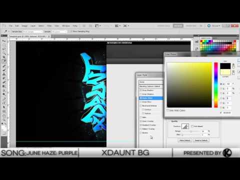 LinxStudios | Speed Art #3 by VxonArts