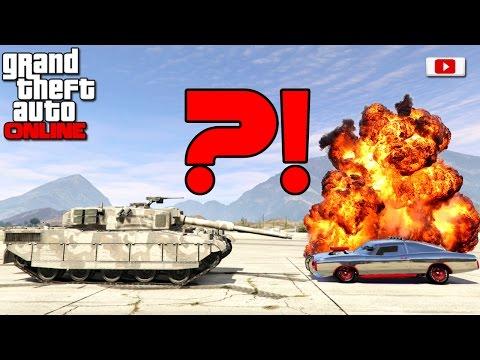 GTA 5 Online - 🔥😨15 Heftige Duke O' Death Explosiv Tests! Wird Er Überleben?😨🔥
