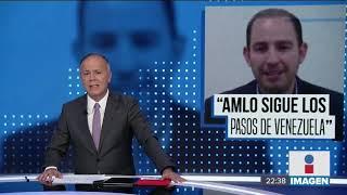 PAN alerta que el Gobierno sigue los pasos de Venezuela | Noticias con Ciro Gómez Leyva
