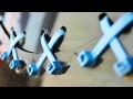 Como Reparar un Parachoques con Bridas | Arreglar Golpe en el Coche