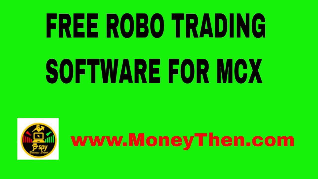 Trading strategies in mcx