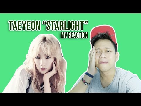 Free Download Akuh Cemburu!!! | Taeyeon 'starlight' Feat. Dean Mv Reaction Mp3 dan Mp4