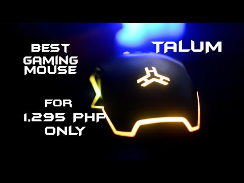 Rakk Talum *BEST Gaming Mouse for its Price*